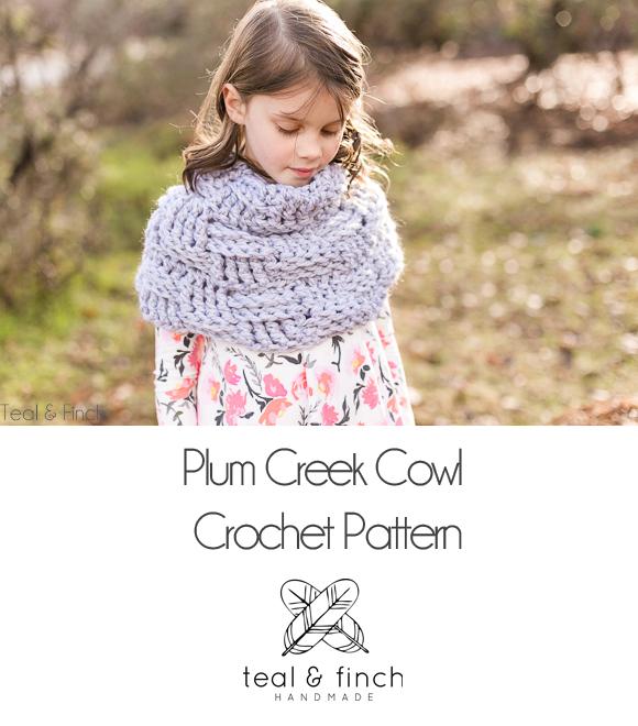 checkerboard stitch cowl