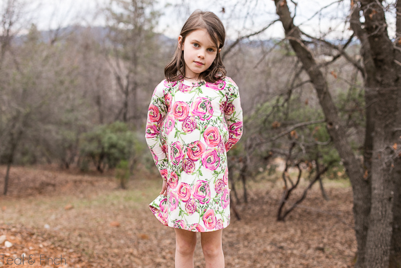 knit dress for girls